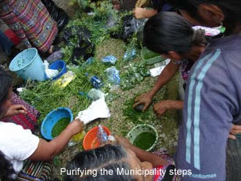 Purifying the Municipality steps after the identification of the bodies